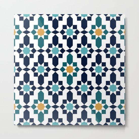 Marrakesh Metal Print