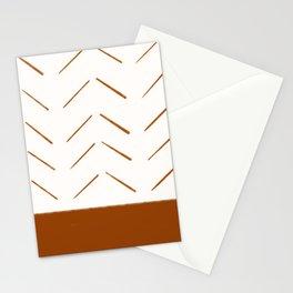 MOD_ArrowandBand_Camel Stationery Cards