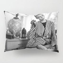 Striped Jacket Pillow Sham