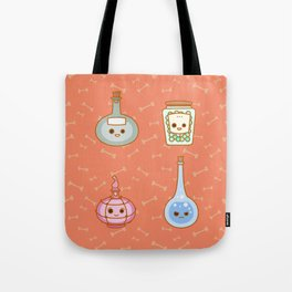 magic potions Tote Bag