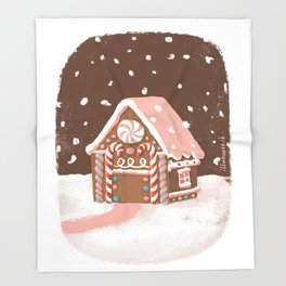 Sweet Home Throw Blanket