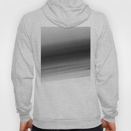 Gray White Smooth Ombre Hoody