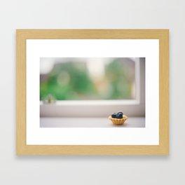 sweet treat... Framed Art Print