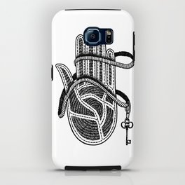 Key-print iPhone Case