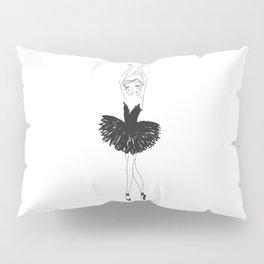 Black Swan Pillow Sham
