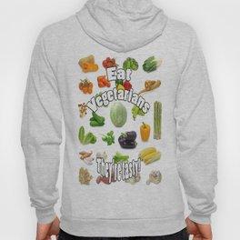 Eat A Vegetarian Hoody