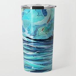 Surf Check Travel Mug