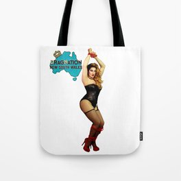 Ruby Slippers - NSW - Dragnation Tote Bag