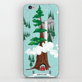 National Parks iPhone Skin