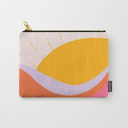 laurel canyon sunrise Carry-All Pouch