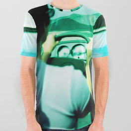 Roadtrip NO4 All Over Graphic Tee