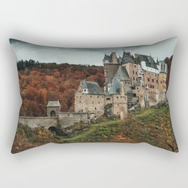 Where Eltz but this burg? Rectangular Pillow