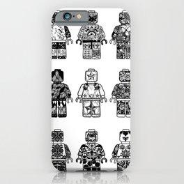 leggo man #3 iPhone Case