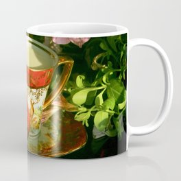 Milk and a strawberry Coffee Mug
