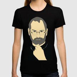 STEVE JOBS Pop Art T-shirt
