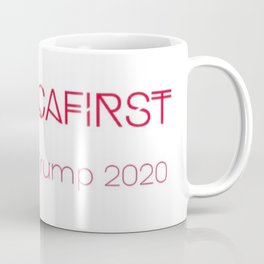 #AMERICAFIRST Coffee Mug