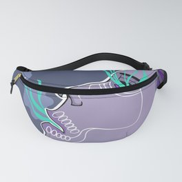 overgrown Fanny Pack