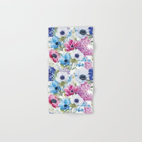 Spring in the air #6 Hand & Bath Towel
