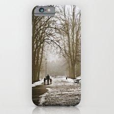 A walk through the park II Slim Case iPhone 6s