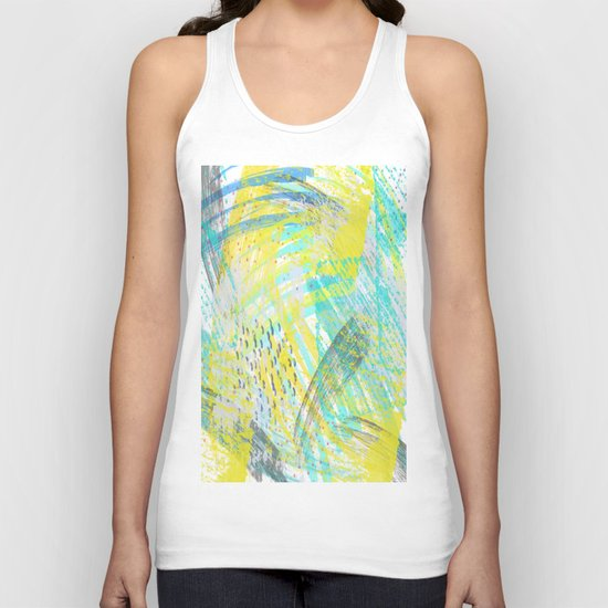 Abstract 181 Unisex Tank Top
