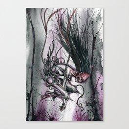 No Sense For Sanity Canvas Print