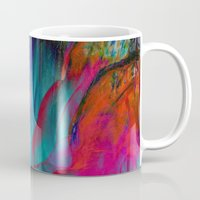 contact Mugs featuring Contact by Work the Angle