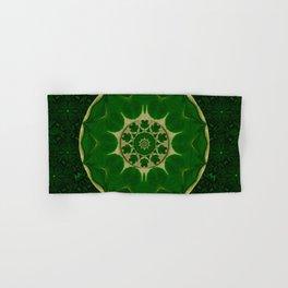 Fauna so fresh on a wonderful mandala ornate Hand & Bath Towel