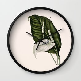 Colleen Wall Clock