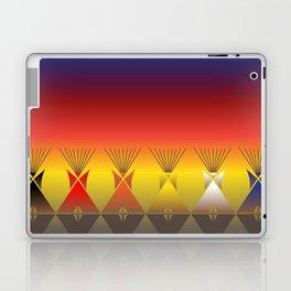 Night Tipi Laptop & iPad Skin