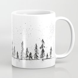 Summer Camp Night Coffee Mug