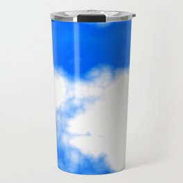 Blue Cloud Travel Mug