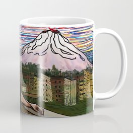 Haunted Island Coffee Mug