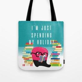 Geek Spending Holiday Tote Bag
