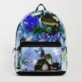 Nature Behind The Scene Backpack