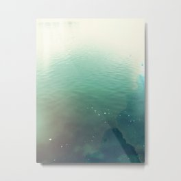 Crown Beach Metal Print