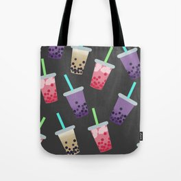 Bubble Tea Party Tote Bag