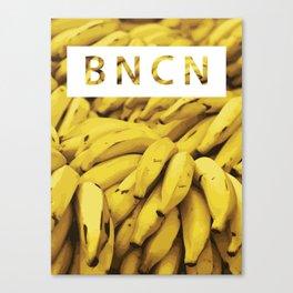 B A N A N A Canvas Print
