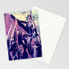 Gears Stationery Cards
