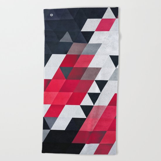 cyrysse Beach Towel