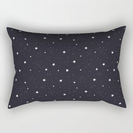 stars pattern Rectangular Pillow