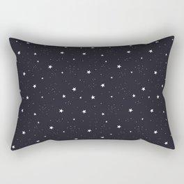 stars pattern Rectangular Pillow