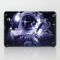 astronaut iPad Cases featuring ASTRONAUT. by capricorn