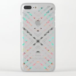 Valencia Clear iPhone Case
