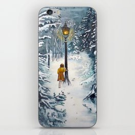 The Lamppost iPhone Skin