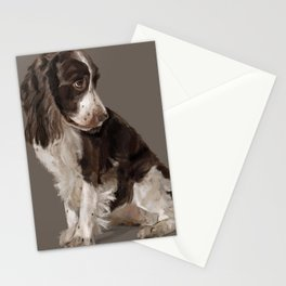 Dog-Murphy Brown Stationery Cards