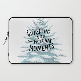 Merry Moments Laptop Sleeve