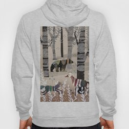 Forest in Sweater Hoody