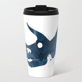 Triceratops skull Travel Mug