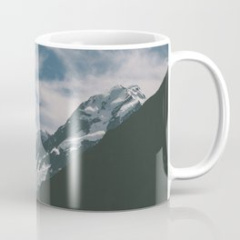 Mountains and clouds Coffee Mug