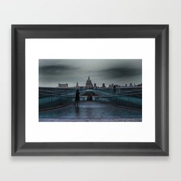 St Pauls Cathedral London Framed Art Print
